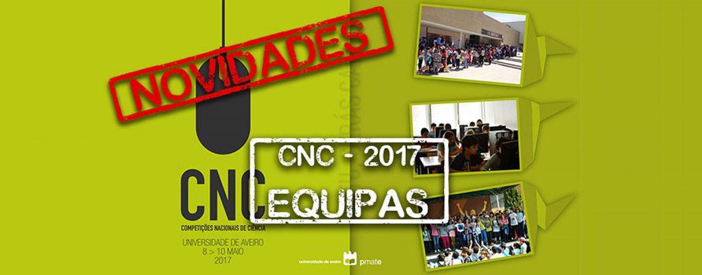 Novidades CNC 2017