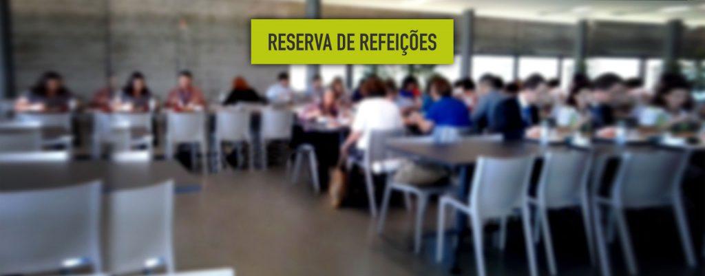 CNC 2017 – Reserva de refeições na cantina da UA