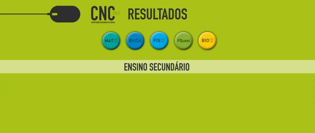 CNC2017 – Resultados do dia 10 maio