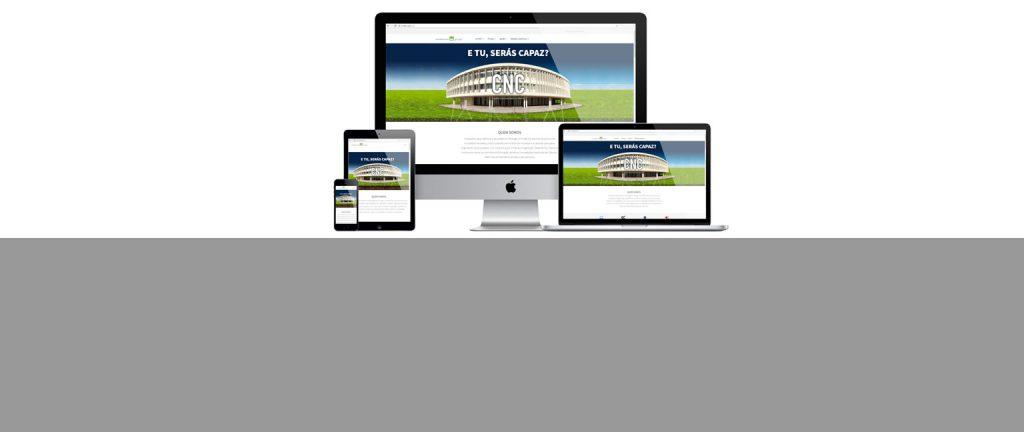 Novo sítio web  PmatE – CNC