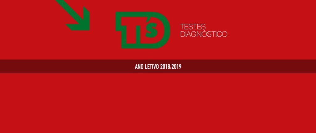 Testes diagnóstico 2018