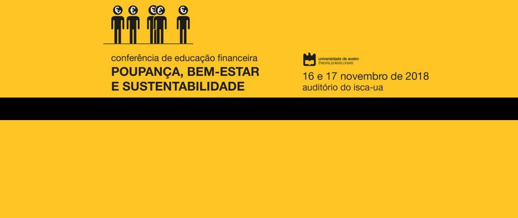 Conferência de Educação Financeira /Universidade de Aveiro