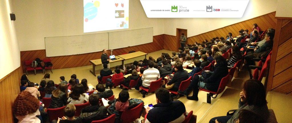 ISCA e PMATE apresentam atividade de Educação Financeira