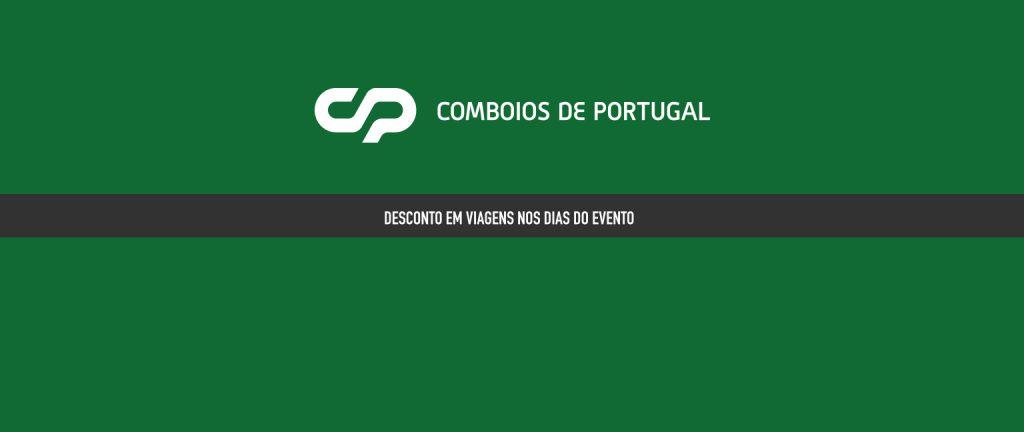 A CP – Comboios de Portugal – volta a ser parceira das CNC 2019