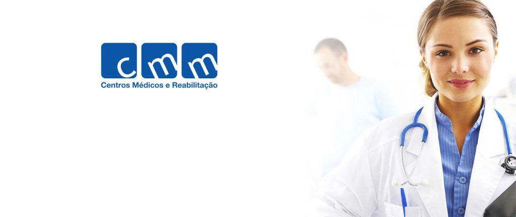 CMM – Centro Médico e Reabilitação apoia as CNC 2019