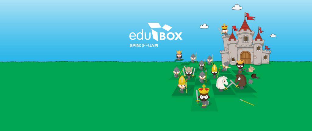 Edubox apoia as CNC 2019