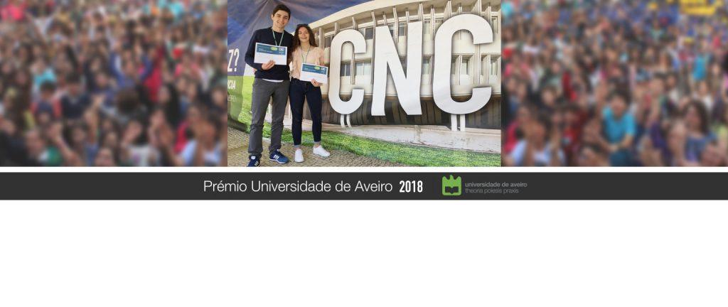 CNC 2019 – Prémio Universidade de Aveiro