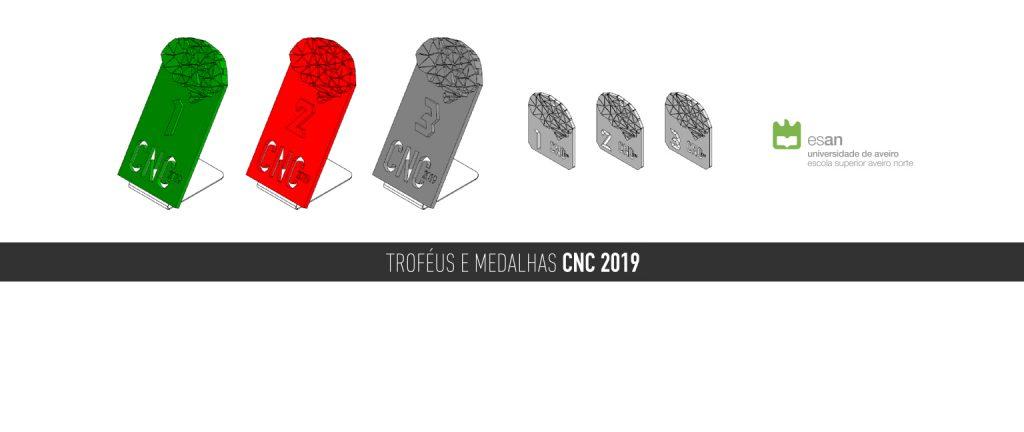 Troféu CNC 2019 – resultado de uma parceria PmatE/UA – ESAN
