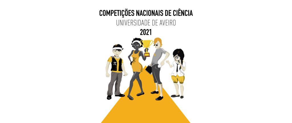 Competições Nacionais de Ciência Universidade de Aveiro 2021